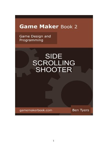 free pdf preview book 2- click here - GameMakerBook