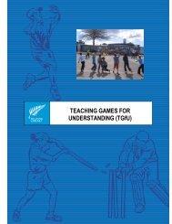 TGfU - New Zealand Cricket