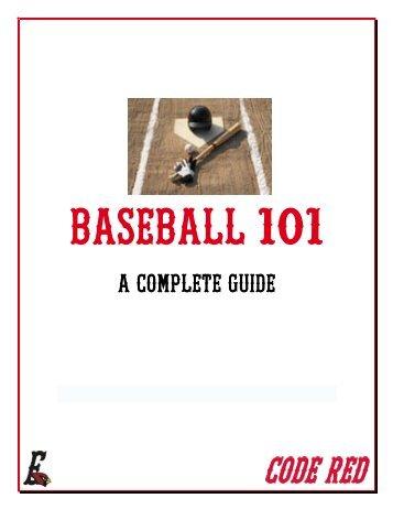 A Complete Guide - Elizabeth Cardinals Baseball