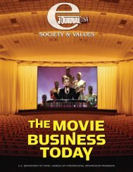 Movie Business Today - Photo Gallery - US Department of State