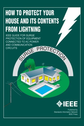 How to Protect Your House from Lightning - National Lightning ...