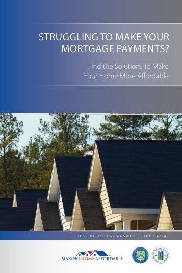 HAMP Brochure - English.pdf - Making Home Affordable