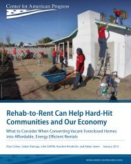 Rehab-to-Rent Can Help Hard-Hit Communities and Our Economy