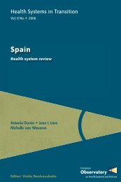 Spain HiT covers:web - World Health Organization Regional Office ...