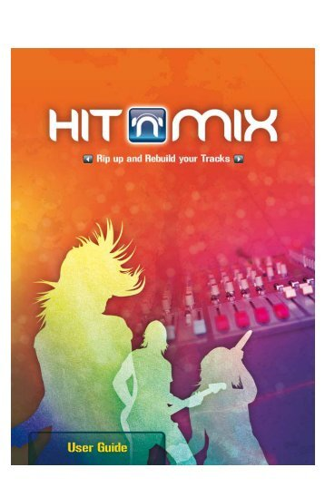 Hit'n'Mix User Guide