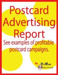 Click Here to download the report FREE - Hitman Advertising