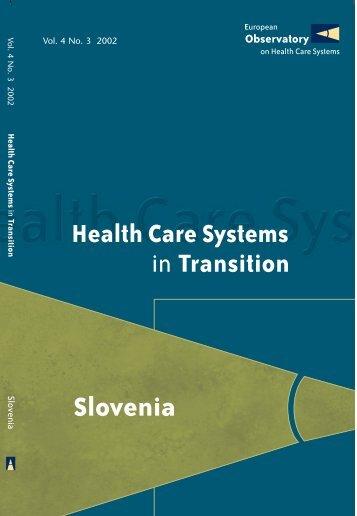 Slovenia - World Health Organization Regional Office for Europe