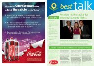 Retailers hit the capital for Bestway's Awards Night... - Best-one