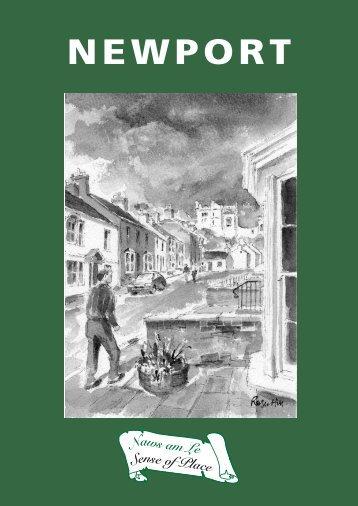 newport-leaflet - Experience Pembrokeshire