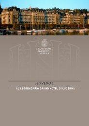 Appunti di Storia - C'ERA UNA VOLTA - Grand Hotel National