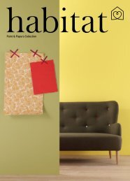 Paint & Papers Collection - Habitat