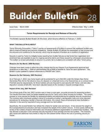 Builder Bulletin 19r Module 1a Frc Application Form