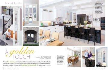 home & builder - Golden Eye Developments Inc.