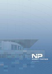 NEUBAU WÄSCHEREI BERNET AG - Nänny & Partner AG