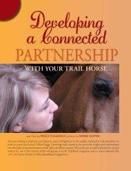 Trail Blazer Magazine September 2010 - Connected Riding