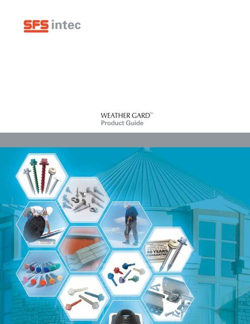 Weather Gard Product Guide Sfs Intec Usa