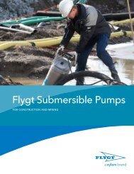 Flygt Submersible Pumps Master Brochure PDF - Godwin Pumps