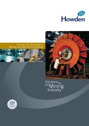 Solutions Mining Industry - Howden