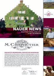 Hauszeitung 12 05 Gastro einzel Seiten Chapoutier ... - Nauer Weine