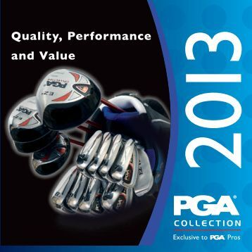the latest brochure - PGA
