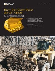 ,,,, ,, Heavy Duty Quarry Bucket and GET Options