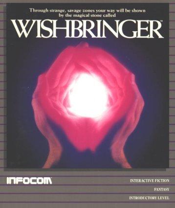 Wishbringer - The Infocom Documentation Project