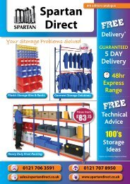 FREE - Pallet Racking, Shelving