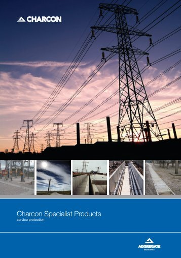 Charcon Service Protection Brochure - Aggregate Industries