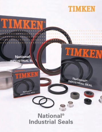 Seals Catalog Inside B - Timken
