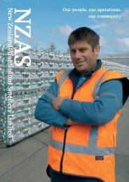 N ew Z ealand Aluminium Smelters Limited - Rio Tinto