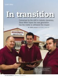 Steve Miller, Inc. featured article with interviews