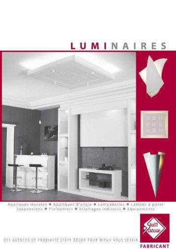 LUMINAIRES - Staff-Decor