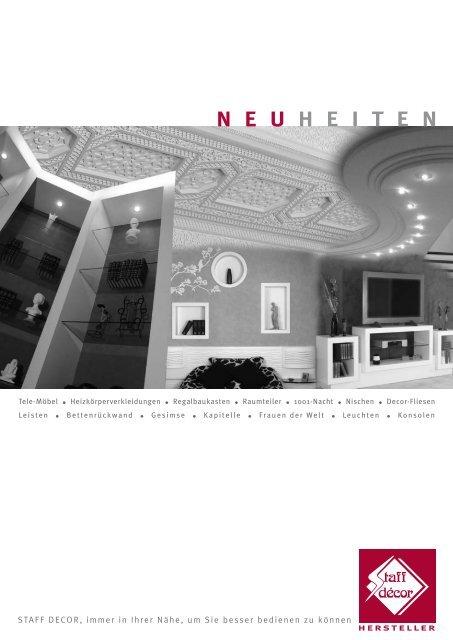 Catalogue classique OK Allemand - Staff-Decor