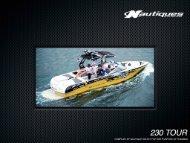 2010 Nautiques 230 - Nautic Sport