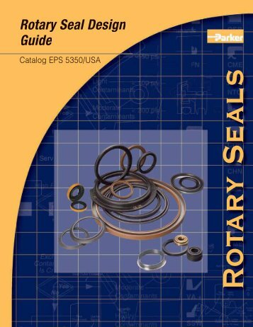 Rotary Seal Design Guide - Hydraulic Seals