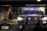 2012 dodge charger eNForcer - Chrysler Fleet