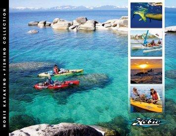 2012-13 Kayaking / Fishing Collection Brochure - Hobie Cat