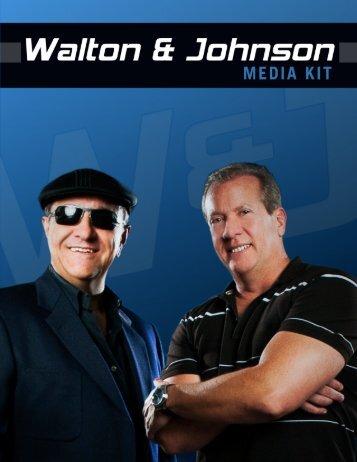 Walton & Johnson Media Kit - Colbert Media Group