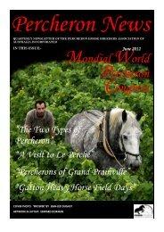 PHBAA Newsletter June 2012 - Percheron Horse Breeders ...