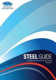 STEEL GUIDE - BlueScope Distribution