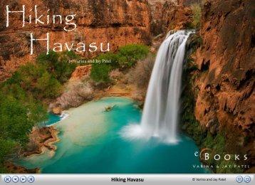 Hiking Havasu - Photography by Varina