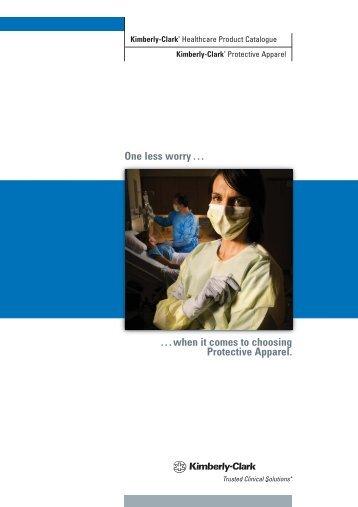 Protective Apparel - Kimberly-Clark Health Care