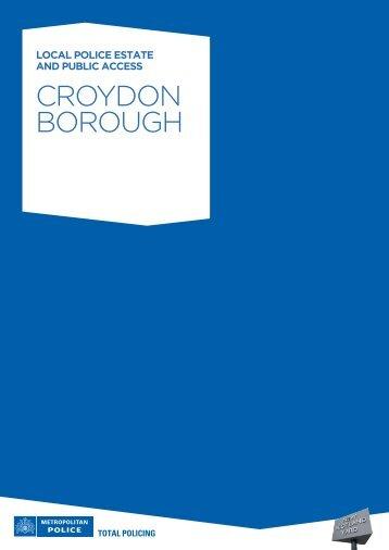 CROYDON BOROUGH