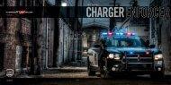2011 Dodge Charger Enforcer - Chrysler Fleet