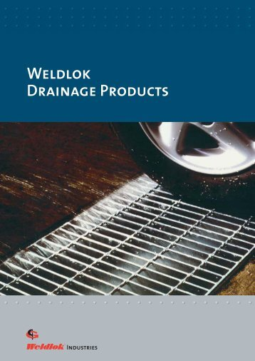 Weldlok Drainage Products - Graham Group