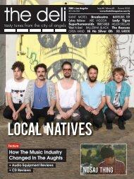 local natives - The Deli