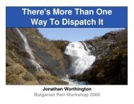There's More Than One Way To Dispatch It - Jonathan Worthington
