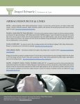 Airbag Recall Resources for Vehicle Crashworthy - Anapol Schwartz - Page 6