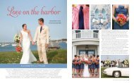 Love on the harbor - Big Sky Tent Party Rentals