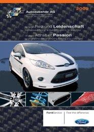 FordFocus - Kataloge